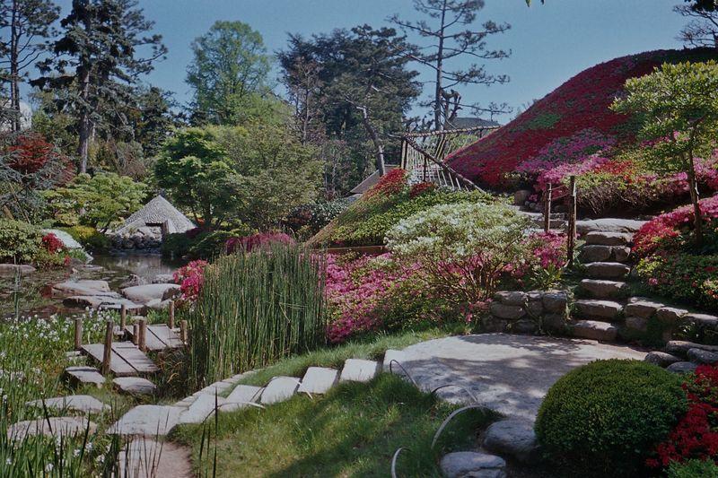 Visite au jardin albert kahn boulogne billancourt - Table jardin soldee boulogne billancourt ...