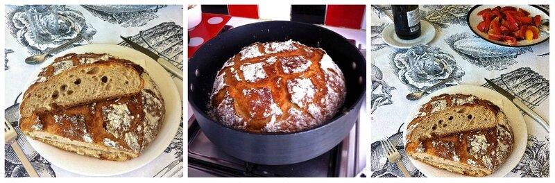 nouveau pain cocotte