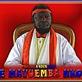 Kongo dieto 3186 : le grand maitre muanda nsemi prodigue un sage conseil aux politiciens de l'angola et du congo brazzaville !
