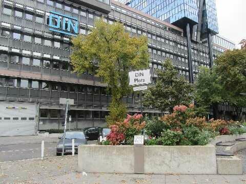 Zgrada DIN-a u Berlinu