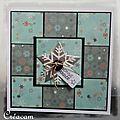 CSA Noël de A à Z - Lettre D deuxième carte