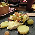 Raclette normande