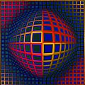 OP'ART_Victor Vasarely 4