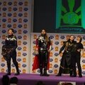 Groupe cosplay Avengers