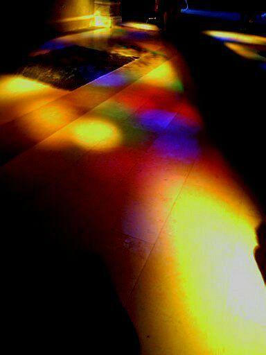 discotheque en plein eglise
