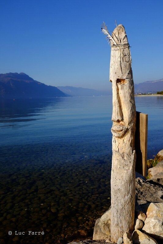statue le lac 01