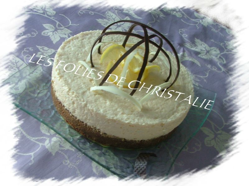 Cheesecake au citron 13