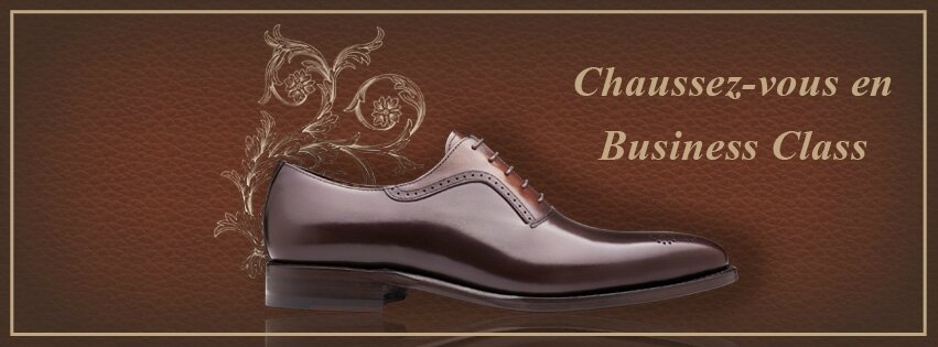 Finsbury chaussures hommes