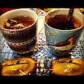 C'est l'heure du thé...