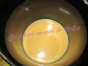 Mug cake au caramel beurre salé07