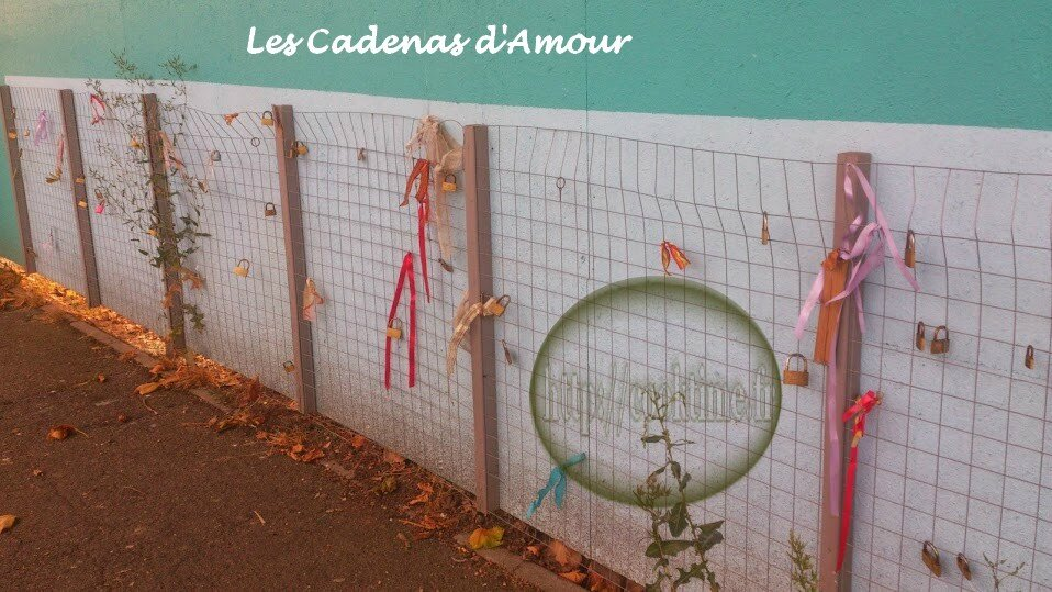 Les cadenas d 39 amour cook time for Le ti resto thionville