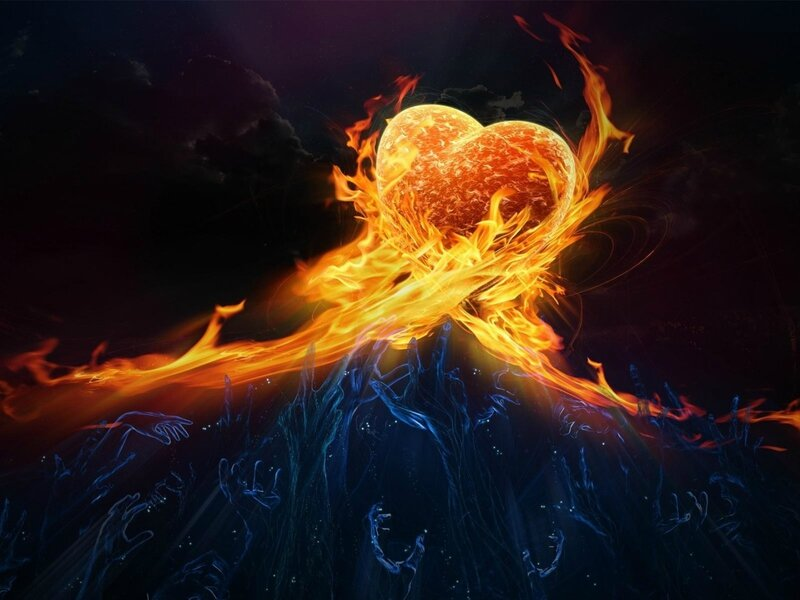 Amour-en-feux