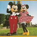 Disneyland par Minnie et Mickey