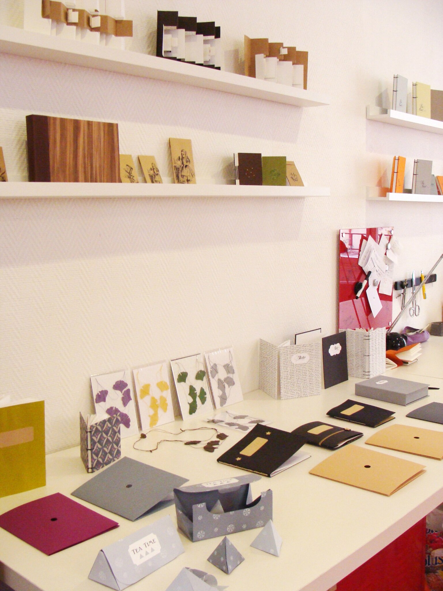 atelier artisanat paris