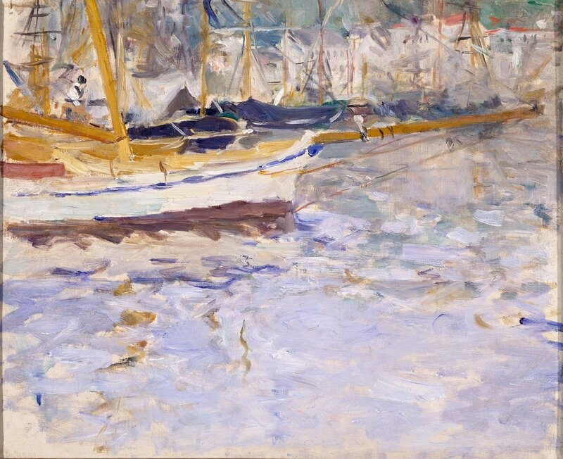 Morisot_Port_of_Nice_DMA
