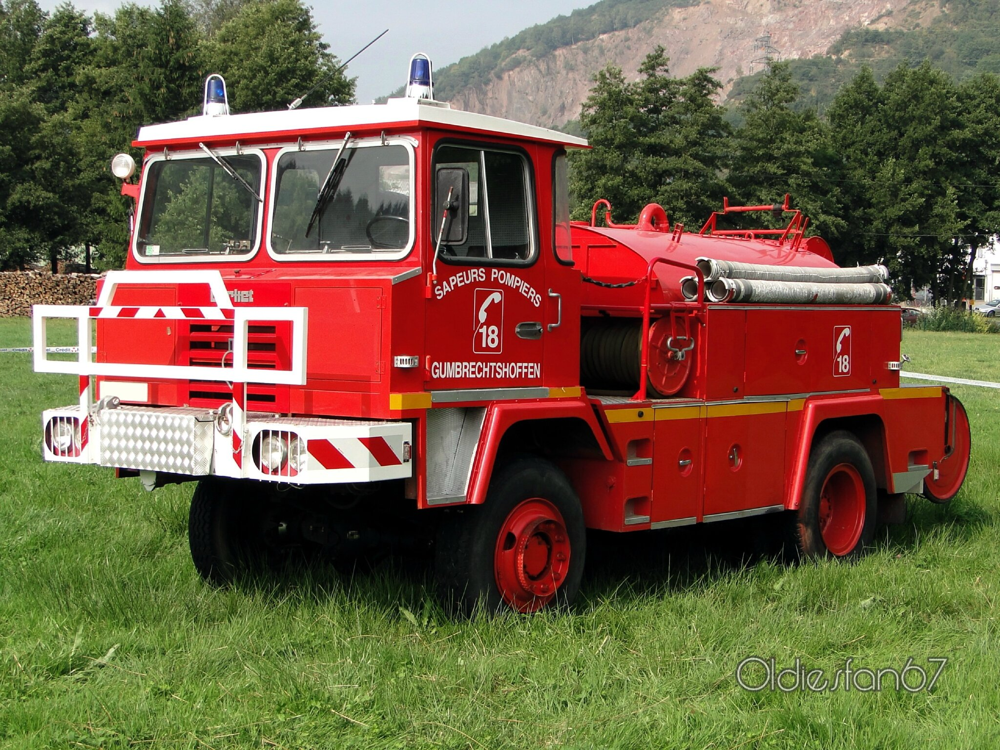 berliet v hicule de pompiers oldiesfan67 mon blog auto. Black Bedroom Furniture Sets. Home Design Ideas