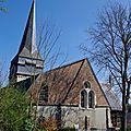L'église . . .