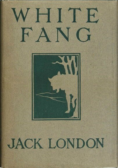 Livre White Fang EO 1906 Jack London