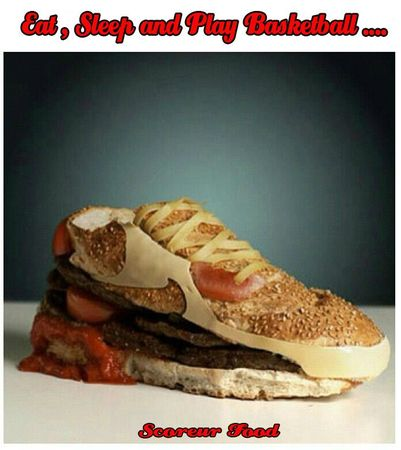 shoes food