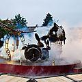 Célébration: festival excentriques, chateauneuf/loire 2011