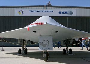 X-47 Pegasus Unmanned Combat Aerial Vehicle (UCAV)