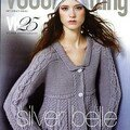 Modèle Silver belle de Vogue kniting
