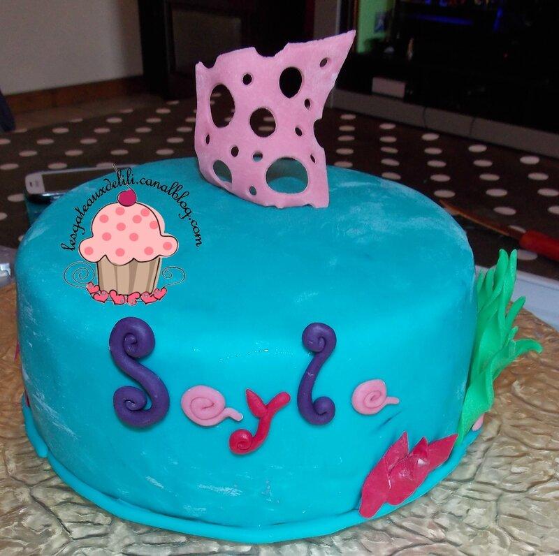 2014 11 09 - Gâteau Nemo (10)
