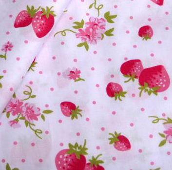 tissu_fraises