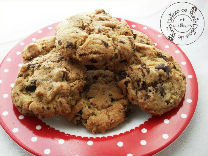 cookies choco-dattes 2