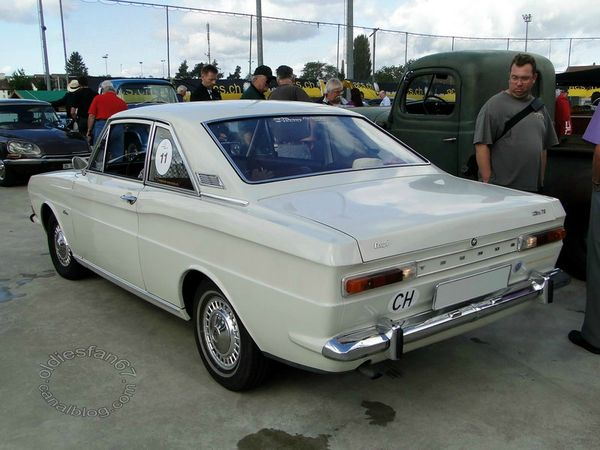 ford taunus 15m p6 ts coupe 1966 1970 b