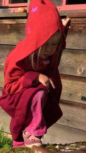 robe manteau blueann créa
