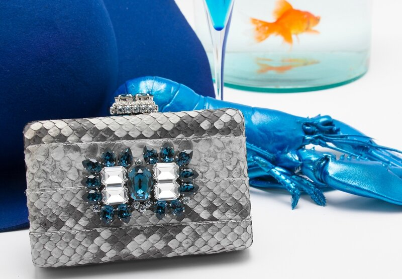 bag Collection accessories by on aura tout vu SS17 Aquatic Sequences
