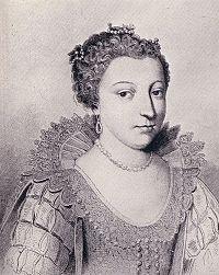 Jacqueline de Bueil, comtesse de Moret