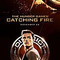 Peeta Catching Fire poster