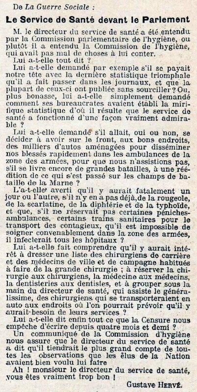 Hervé cri de pris 27 12 1914