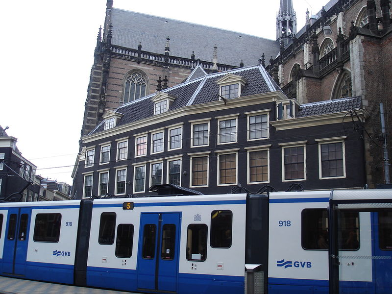 Retour d 39 amsterdam dans la cuisine de moe for Retour amsterdam