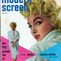 Modern screen usa 1955