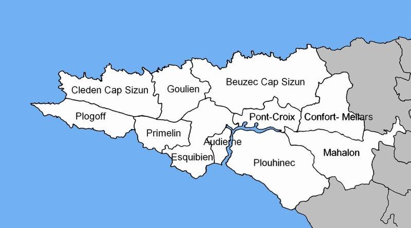 Ch31 - Communes du Cap-Sizun