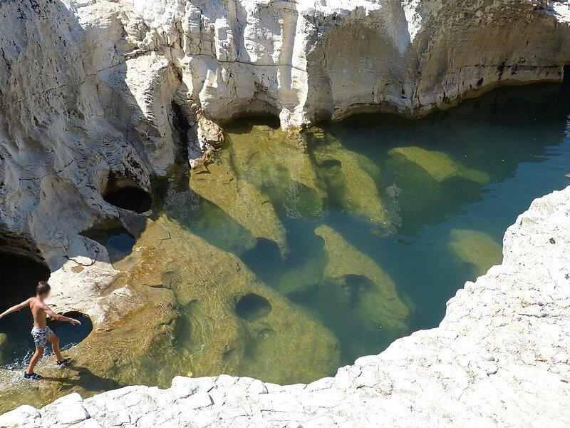 les baigneurs des cascades 2