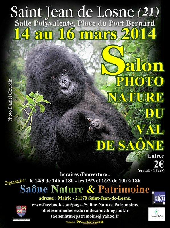 affiche salon photo nature st jean de losne 2014_rp