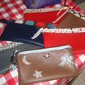 Pochettes de filles^^