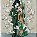 La saint-valentin de peynet