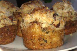 Buttermilk Crumb Muffins