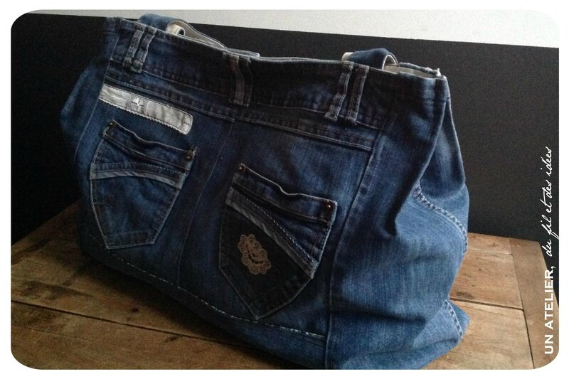 sac denim recyclé (2)