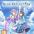 Test : blue reflection