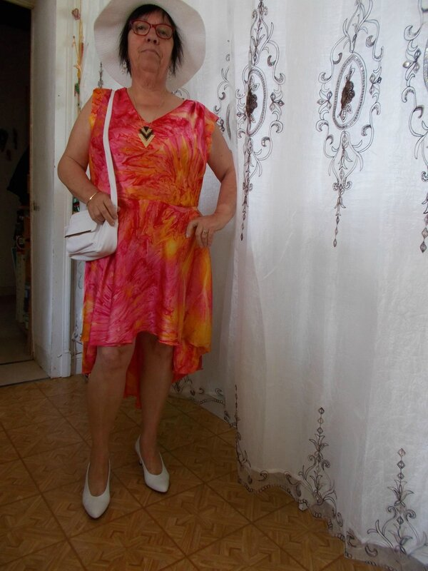 reglisse batik tenue complète