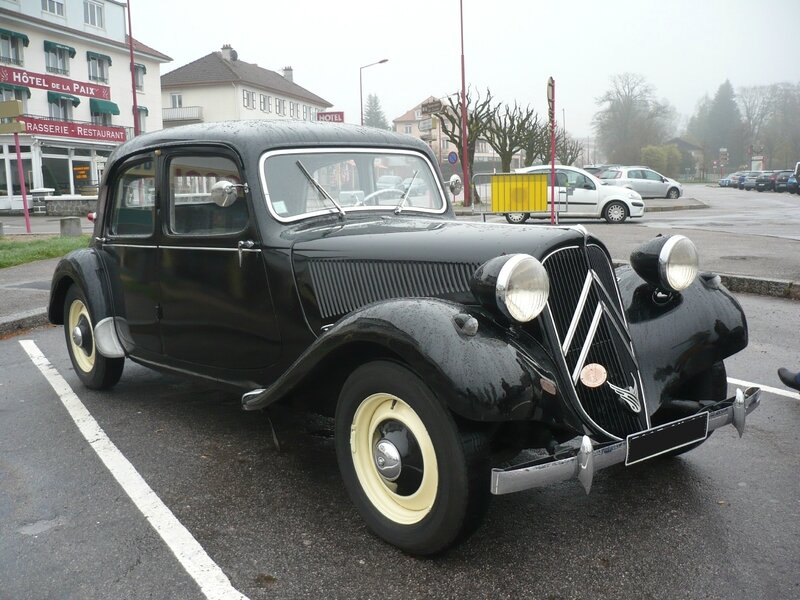 CITROËN Traction Avant Gérardmer (1)
