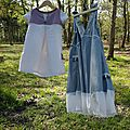 Défi robes d'avril: réalisé!