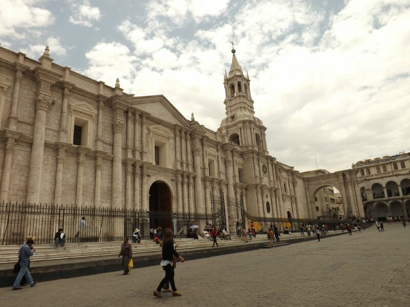 Arequipa, 21 jan (1)