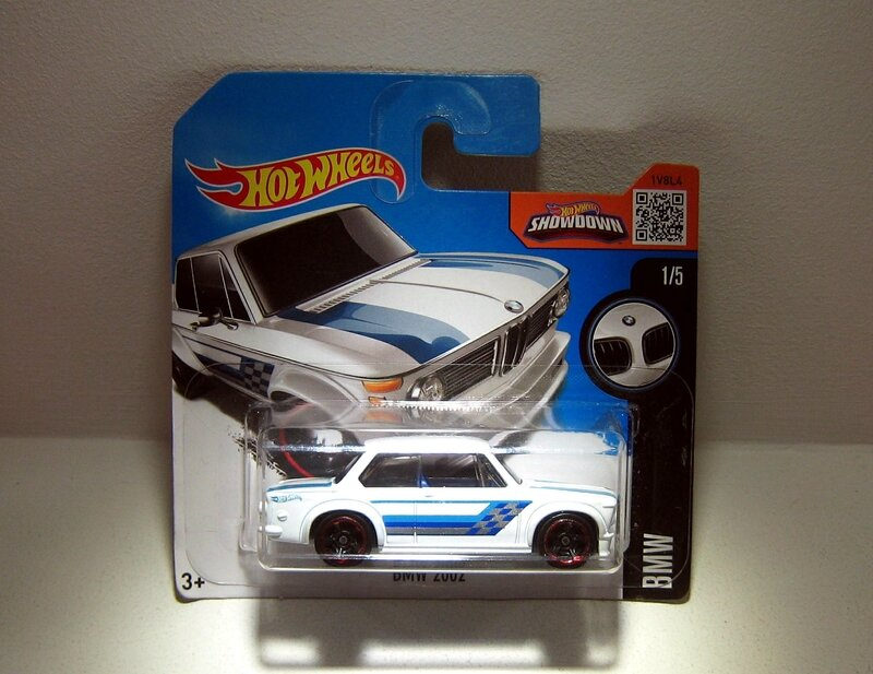 Bmw 2002 (Hotwheels)